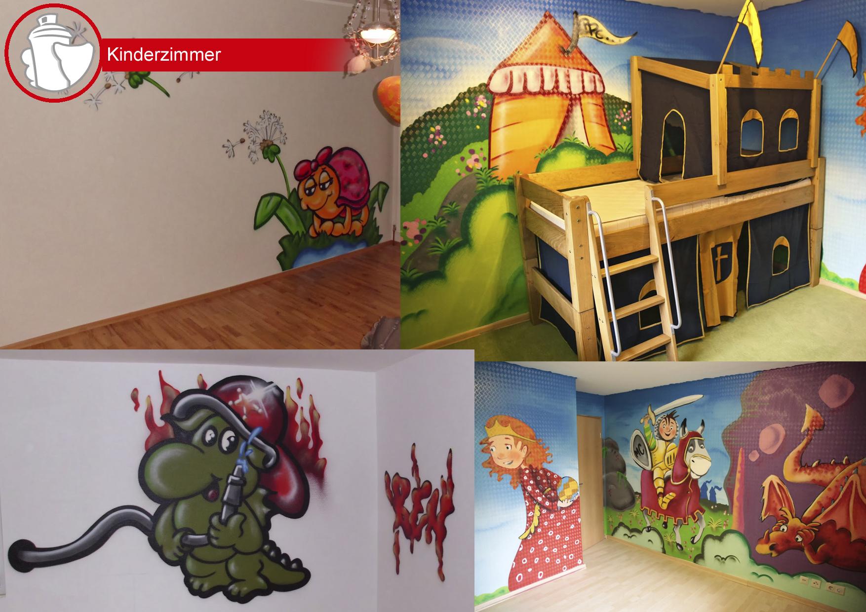 Kinderzimmer harmonisch